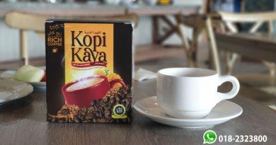 Kopi Kaya | Rich Coffee